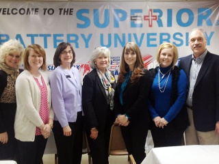 Superior encourages local businesses to export